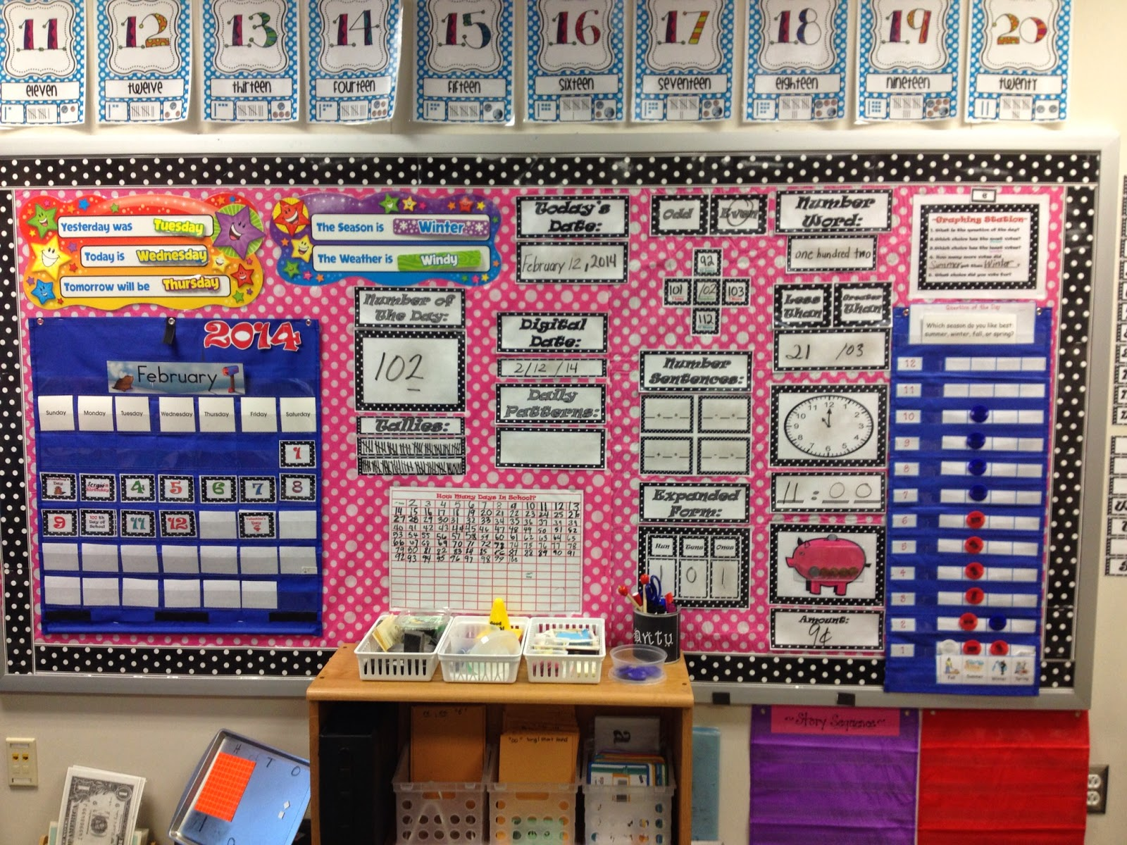 Calendar Math Ideas First Grade : Live laugh teach first grade my classroom